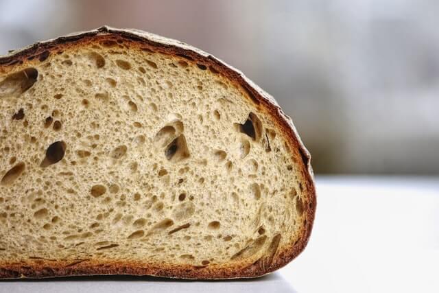 冷凍の低糖質パン