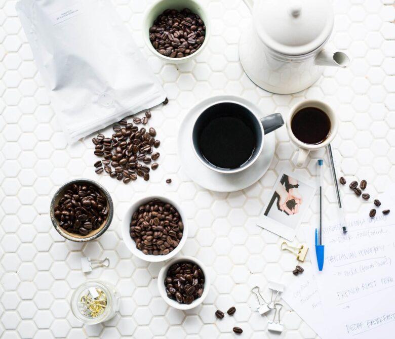 コーヒーのカフェインの違い